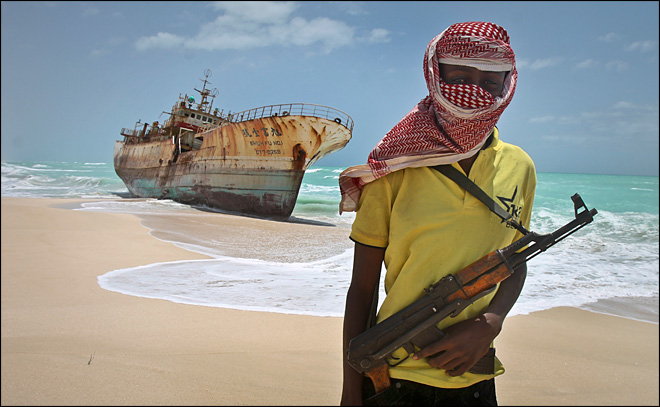 Party over for Somali pirates? Attacks way down