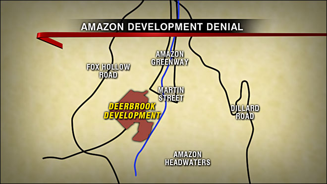 Development plan denied for Amazon Headwaters