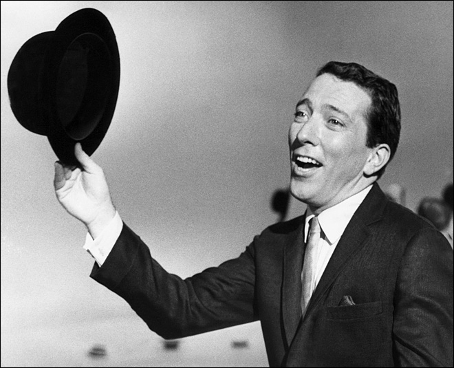 'Moon River' crooner Andy Williams dies at 84