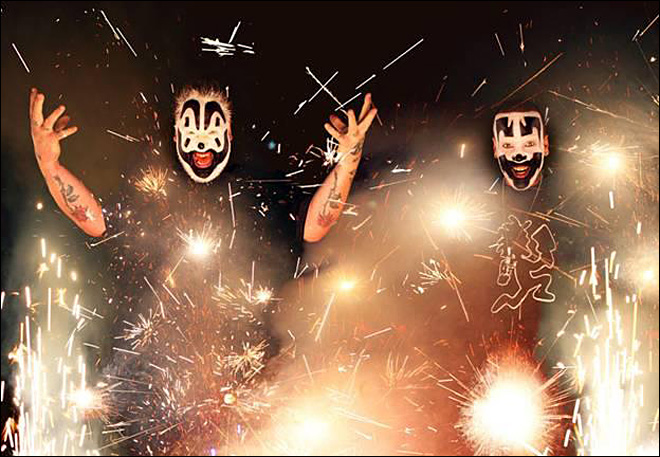 Insane Clown Posse sues FBI over Juggalos report