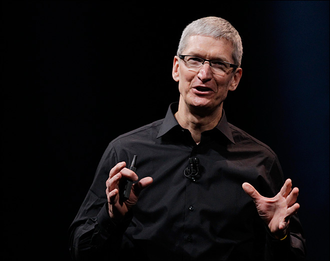 Apple CEO 'extremely sorry' for problems with new maps