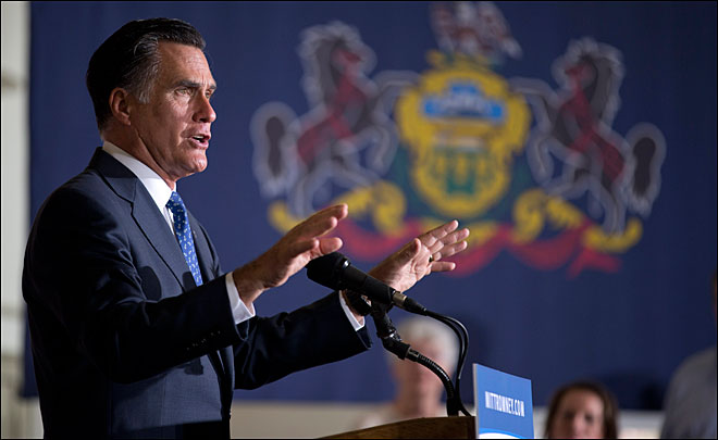 Romney won't revoke young illegal immigrant visas