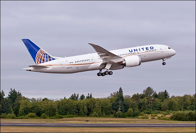United cuts 787 from Feb. schedule