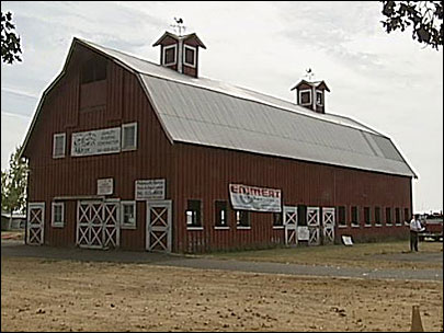 Kitty Kat's big red barn has another life left in it