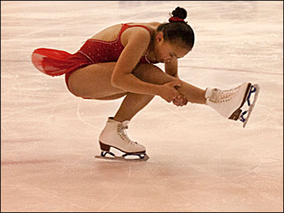 Eugene hosts figure skating regionals