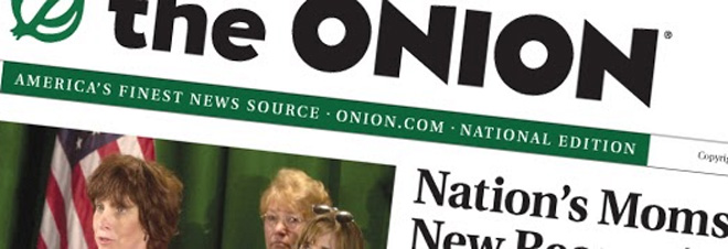 Iranian news agency picks up Onion article as fact