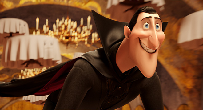 'Hotel Transylvania' checks in with $43 million debut