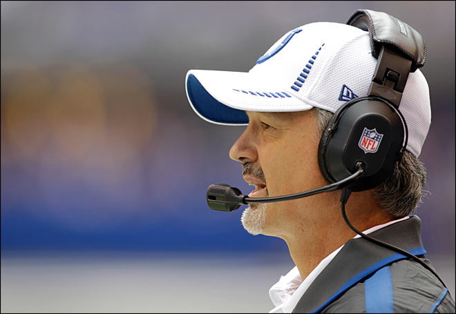 Colts coach Pagano diagnosed with leukemia