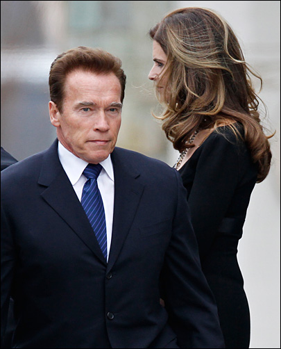 Schwarzenegger says he kept many secrets from wife Maria