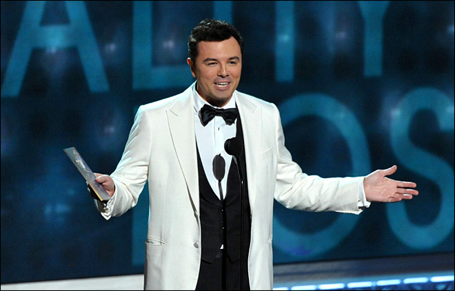 'Family Guy' creator Seth MacFarlane to host Oscars