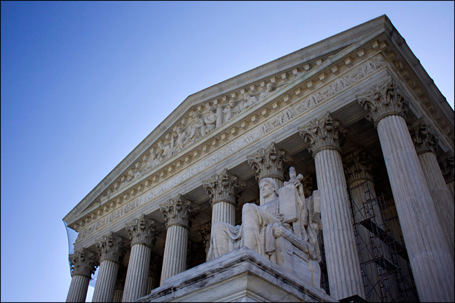 Supreme Court to hear 2 days of arguments on gay marriage