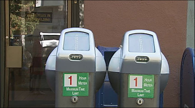Got an extra quarter? Eugene bumps parking meters two bits