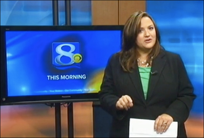 News anchor: Viewer criticizing her weight a 'bully'