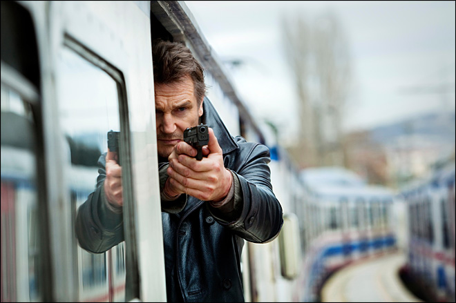 Neeson doubles the take with $50 million 'Taken 2' debut