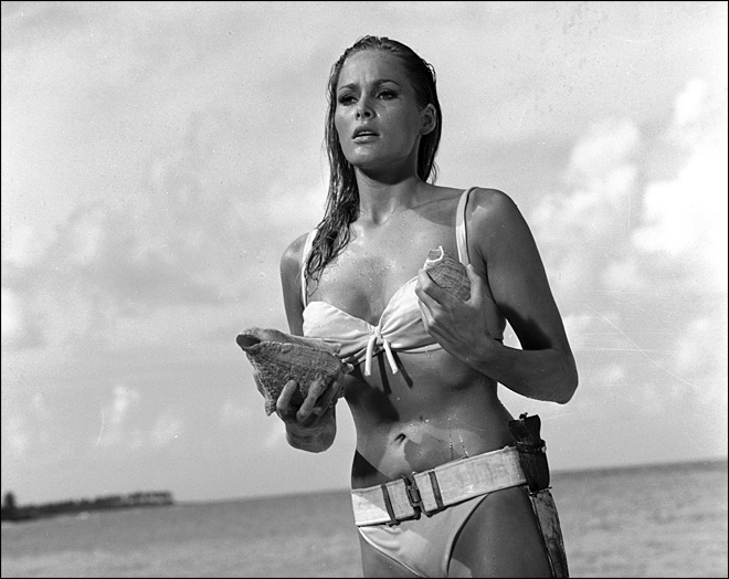 Photos: 50 years of 'Bond girls'
