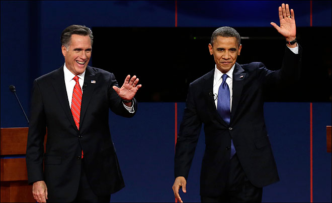 Obama, Romney debate spin vs. the facts: The winner?