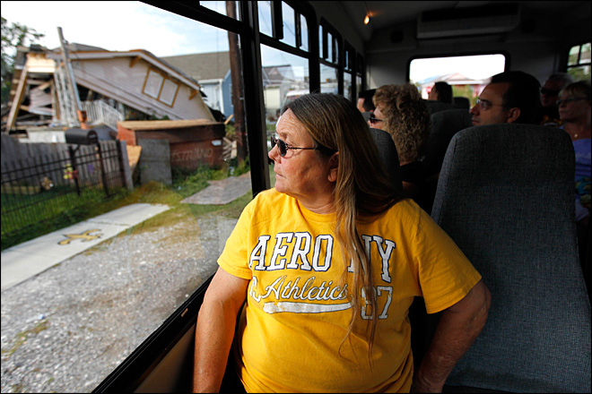 Katrina victims take on hurricane tour operators