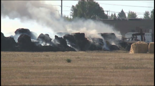 Halloween maze burns in Idaho Falls, owner suspects arson