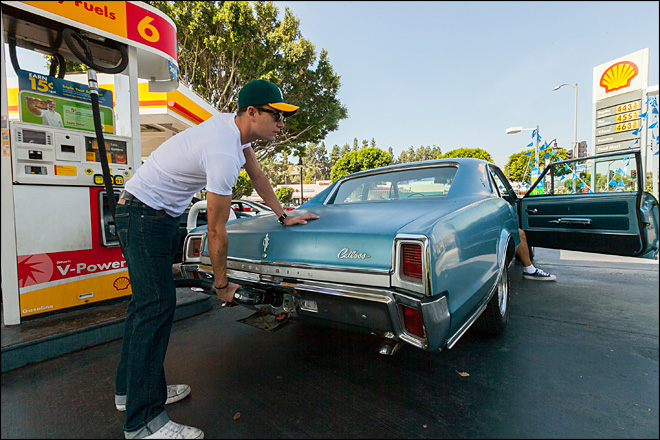 Calif. gas prices jump by up to 20 cents overnight
