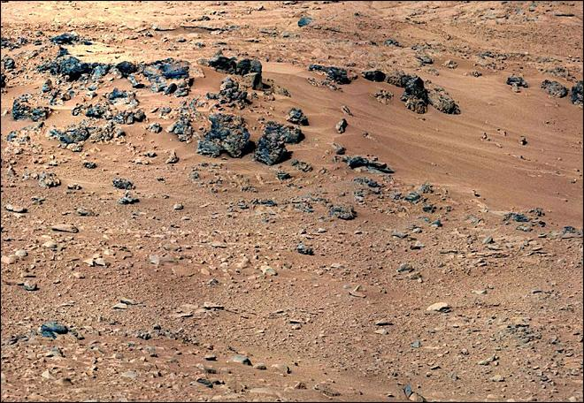 Mars Curiosity about to really shake things up