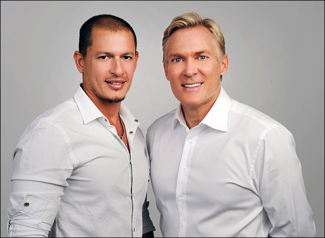 GMA weathercaster Sam Champion is engaged