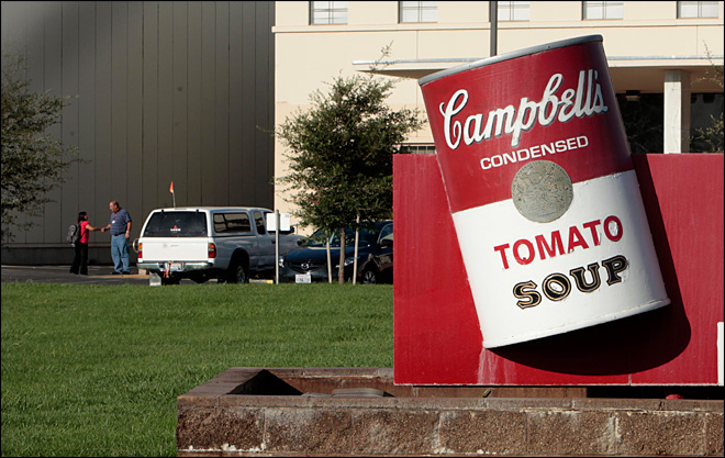 Campbell Soup gives new CEO $7.4 million pay package