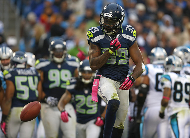 Seahawks' Brandon Browner suspended 4 games