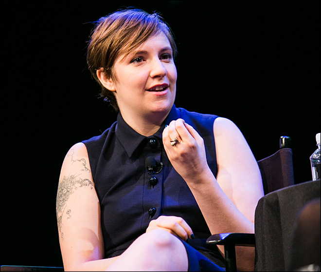 &#39;Girls&#39; star Lena Dunham gets 7-figure book deal