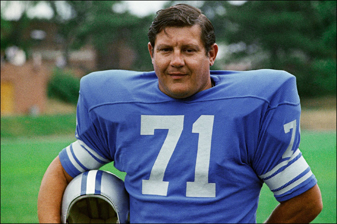 Lions saddened to learn of Alex Karras' condition