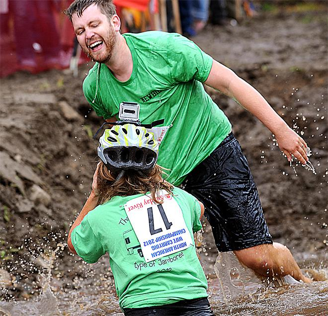 Wife Carrying Championship