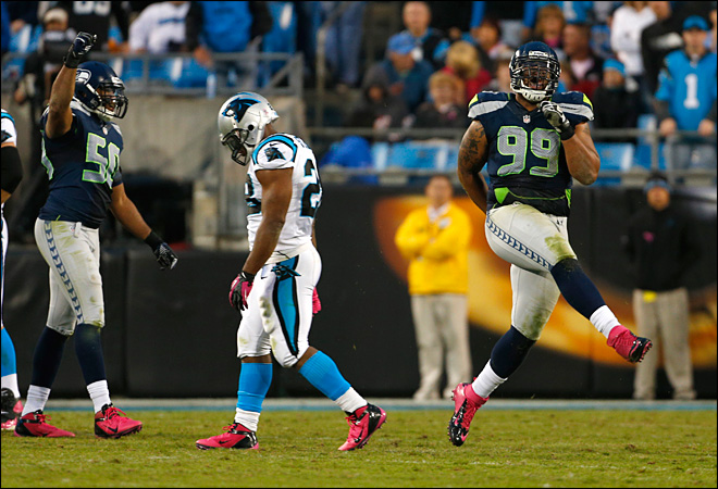 Seahawks' defense overcomes mistakes