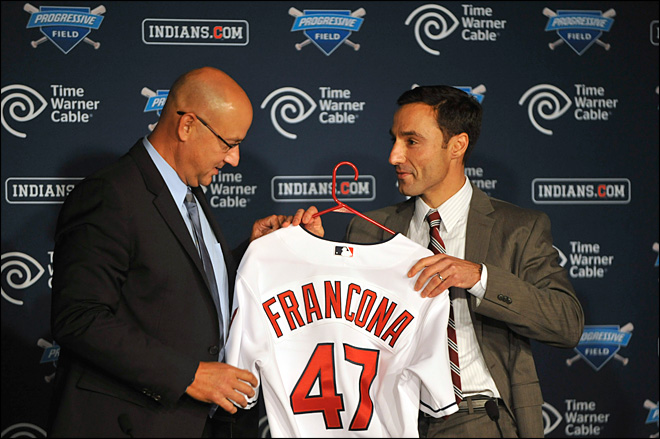 Terry Francona gets fresh start with Indians