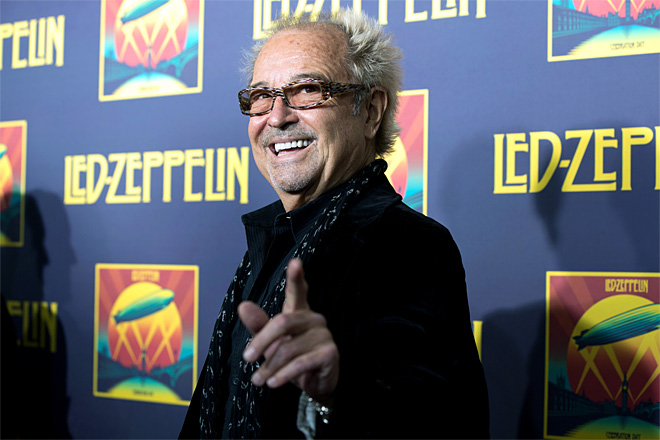 Led Zeppelin Celebration Day Premiere
