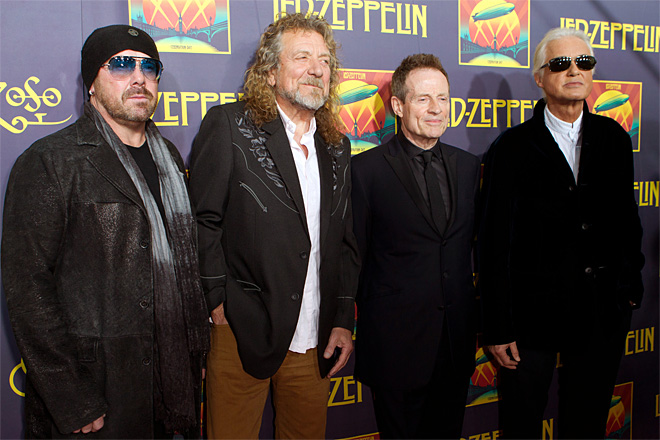 Led Zeppelin: Celebration Day Premiere