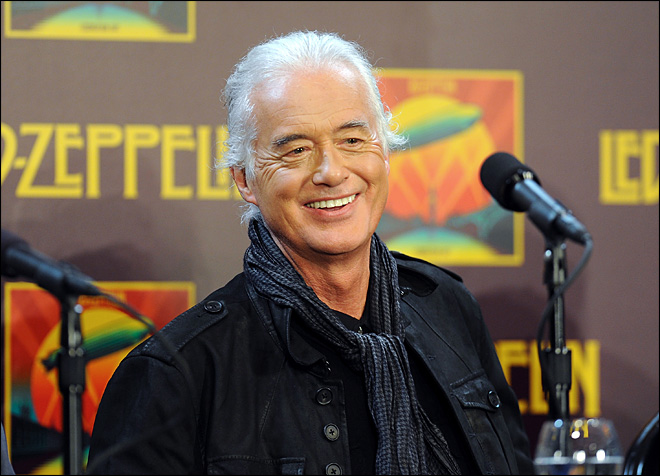 Jimmy Page says &#39;no&#39; to Led Zeppelin reunion