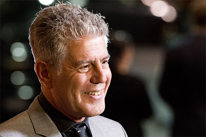 On The Chopping Block: A Roast of Anthony Bourdain