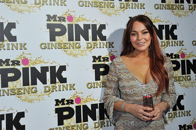 Mr. Pink Ginseng Launch Party