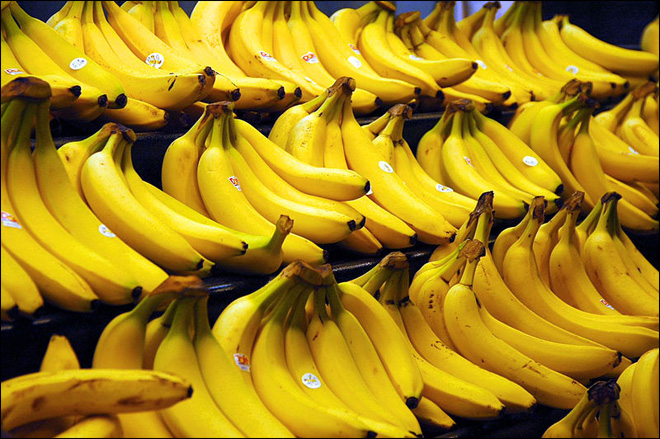 Danish supermarket got cocaine instead of bananas