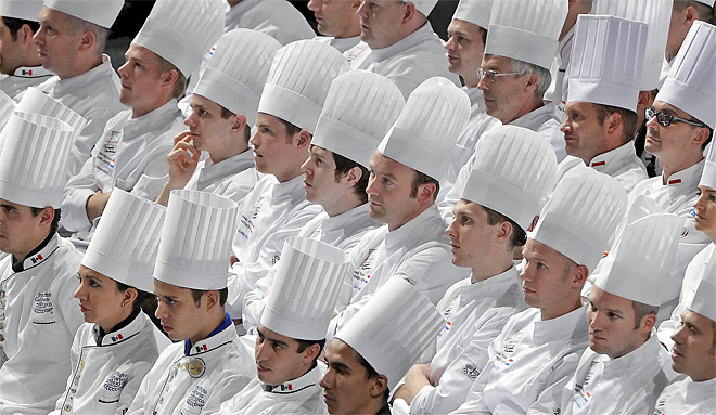 APTOPIX Germany Culinary Olympics