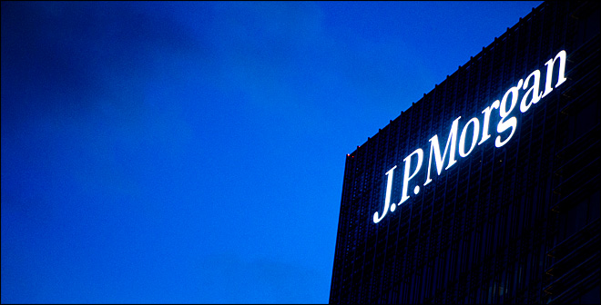 JPMorgan turns in record profit, higher revenue