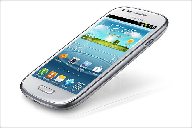 Samsung unveils smaller, cheaper Galaxy S III