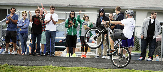Wheelie World Record