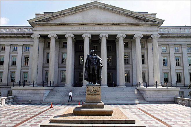 New U.S. Treasury securities on sale in January