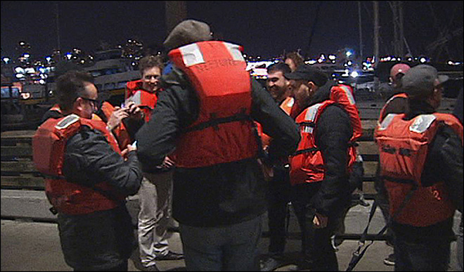 22 saved from sinking wine-tasting boat in SF Bay