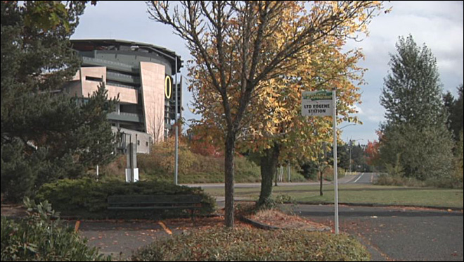 Student sexually assaulted at Autzen stadium