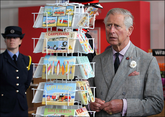 Prince Charles' letters to gov't to stay secret