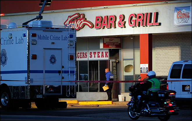 5 found murdered at torched Denver bar
