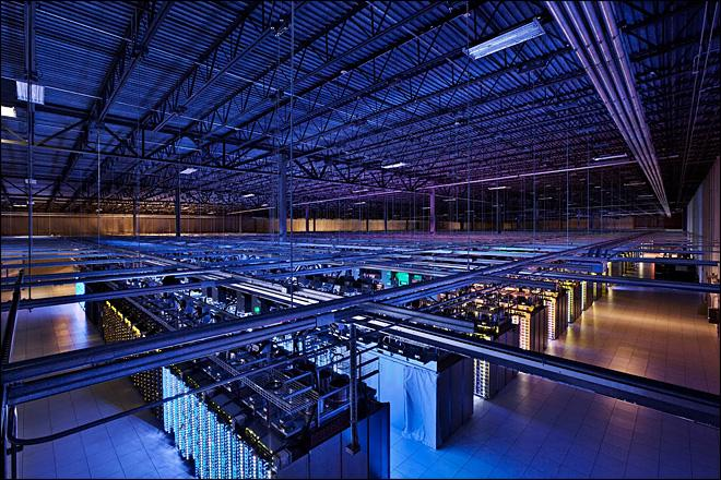 Google opens window into secretive data centers