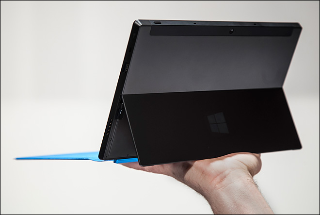 With Surface, Microsoft complicates PC partner relationships