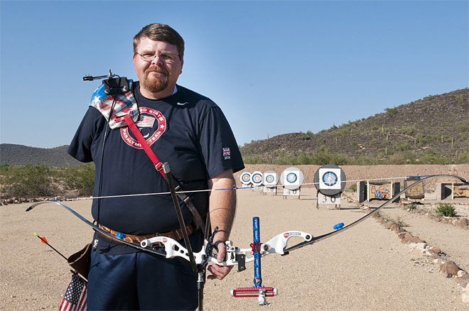 PARALYMPIC ARCHER